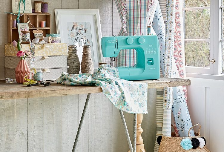 Sewing Machine In Your Home